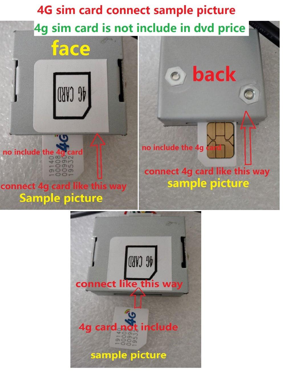 4g sim card connect way