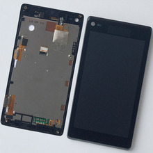 Buy Black Touch LCD Display Assembly+Frame Sony Xperia L S36h C2104 C2105 for $21.50 in AliExpress store