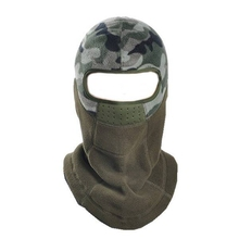 Outdoor Warm Anti Wind CS Fleece Cap Cheek Mask Hat Riding Face Mask Skiing Hats Hood(China)