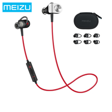 Original Meizu EP51 Sports Bluetooth Earphone Stereo Headset Nano Waterproof With MIC Aluminium Alloy for Samsung iPhone Huawei