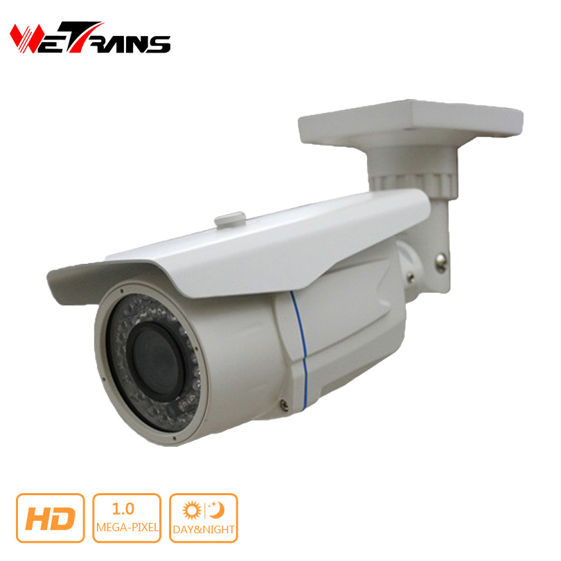 CVI Camera 720P 2.8-12mm Lens 60m Night Vision Analog AHD Metal 720P Waterproof Surveillance CCTV Outdoor AHD Camera<br>