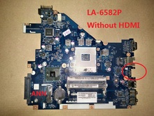 MBRJW02001 For Acer Aspire 5733 5733Z laptop Motherboard Notebook 3JMFG Q5WP2 PEW71 LA-6582P
