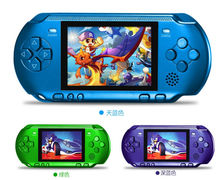Handheld Game Console 3.2 inch Game Machine CoolBaby RS-15 Built 318 Games Classic Game PSP Support AV Double Player DHL ship(China)