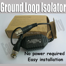 Coaxial Video Ground Loop Isolator Built in Video Balun BNC Video CCTV System