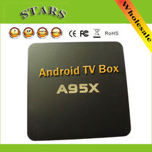 Nsendato Nexbox A95X android 5.1.1 tv box 1g/8g amlogic s905 Quad Core Cortes WIFI Smart Tv Box Media Player KODI Set tv Boxes(China)