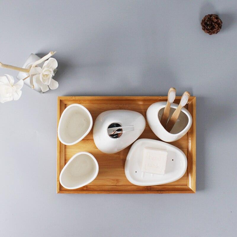 Bathroom-White-Soap-Dispenser-toothbrush-Accessories-Four-Piece-Set-Ceramics-Crafts-Kit-Banheiro-Salle-De-Bain (1)