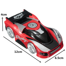 Super Wall Climbing RC Car Remote Control Climber Ceiling Plastic Cars Toys That Drives With Zero Gravity Styling RTR Best Gift