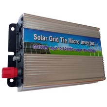 MPPT 300W Grid Tie Inverter 10.5-28VDC to AC110V or 220V AC Pure Sine Wave Solar Power Micro Inverter 300W for Solar Panels(China)