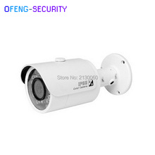 dahua ip camera IPC-HFW1320S/3Mp DH CMOS Full HD Network camera dahua Small IR-Bullet Camera/infrared Camera, POE H.264 MJPEG(China)