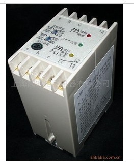 Shanghai timeout  phase sequence ABJ1-14WFX three-phase AC power supply phase sequence protection relay<br>