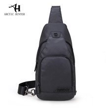 ARCTIC HUNTER Brand Fashion Casual Daily Traveling Shoulder Bag Man Chest Bags Small Crossbody Bag for Men