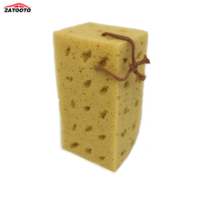 ZATOOTO Car Washinng Sponge Car Cleaning Wash Sponge Brush Washing Supplies Auto Care 21*11*9CM