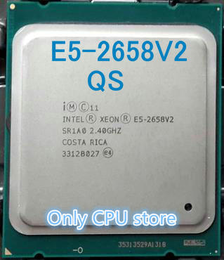 E5-2658V2 QS Version