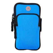 Buy Outdoor Waterproof Armband Running Bag Convenient Hand Bags Nylon Fitness Suit Cell Phone Arm Bag Running Bags for $2.64 in AliExpress store