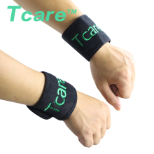 Tcare Health Care Tourmaline Self-Heating Wrist Brace Band Support Far Infrared Magnetic Therapy WristPads(China)