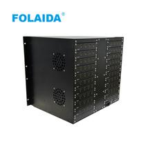 Folaida 4Kx2K HDMI 1080P Matrix Switcher 40x40 support 1080P 1.4v RS232 LCD video switcher with remote control -06(China)