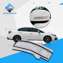 Rearview Side Mirror Turn Signal LED Lamp Repeater For Honda For Civic 12-14 CITY 09-14 JADE 14-15 34350-TM0-H01 34300-TM0-H01(China)