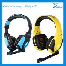 Kotion EACH G4000 USB Stereo Gaming Headphone Headband Headset with Microphone Volume Control LED Light for PS3 PC Game
