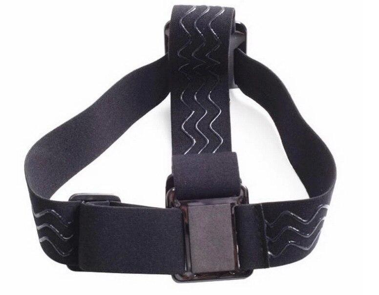 Accessories Head Strap for sjcam 4000 5000 7000 Camera Mount Belt Elastic Headband for GO PRO HD Hero 1 2 3 3+ 4 For xiaomi