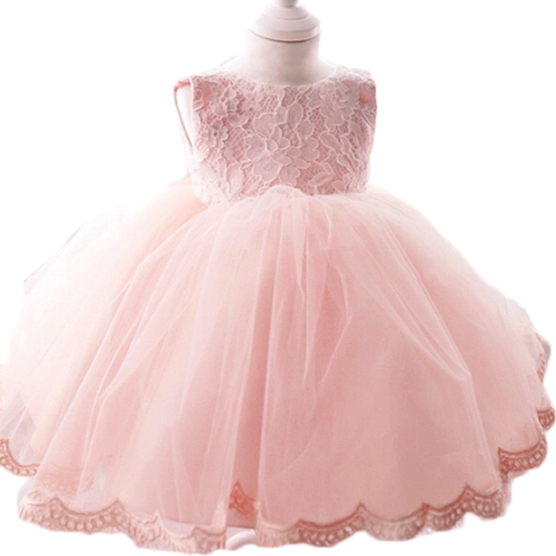 New Korean Girls Princess Bare Pink Sleeveless lace butterfly bow Dresses party chiffon floral girl dresses<br><br>Aliexpress