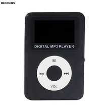 mosunx USB Digital MP3 Player LCD Screen Support 32GB Micro SD Card Fashion Mp3 Digital Music Player(China)