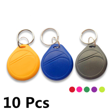 Buy 10Pcs UID RFID 13.56mhz Duplicator Copy IC Tag Tags Card Sticker Key Fob Token Ring Proximity Chip Block 0 Sector Writable for $5.76 in AliExpress store