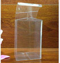 Size:2.5*3.5*6cm, small plastic boxes transparent , pvc clear gift box , clear perfume packaging box