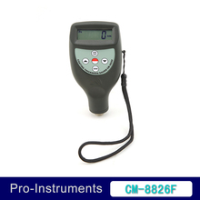 Lantek F Type Ferrouse Metal Steel Substrate Galvanized Coating Thickness Meter Thickness Gauge CM8826F