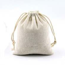 Party Favor Jewelry Packaging Bags Christmas Party Burlap Jute Sacks Vintage Weddings With Drawstrings Gift Bags Packaging Bag