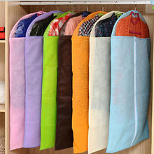 3 sizes Dress Clothes Garment Suit Cover Bag Dustproof Jacket Skirt Storage Protector Free shipping