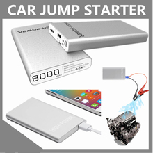 convenient Charge Car auto booster Car Jump Start Automobile Engine Emergency emergent Starter Laptop Power Bank hot(China)