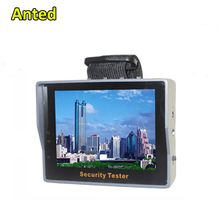 Cheap Analog Wrist CCTV Tester Monitor with 3.5 inch TFT LCD, Analog Camera Test Tool, LCD Security Test Monitor