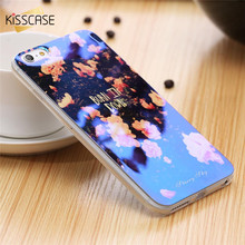 KISSCASE Fashion Blue Light Soft TPU Silicone Case For iPhone 5 5s SE Ultra Thin Jelly Gel Skin Back Cover Coque For iPhone 5 5s