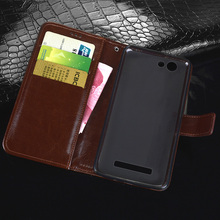 "Flip skin Case For BQ BQ-5032 Element 5032 Case 5.0"" leather + silicone Cover For BQ BQS 5032 Case phone back Coque Fundas pouch"