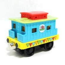m033Free shipping New Thomas and friend diecast magnetic alloy Children's toy train happy Easter Bunting caboose Limited Edition