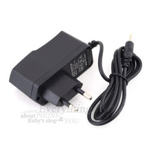 1pc EU Plug 5V 2A DC 2.5mm IC Power Adapter AC Charger for Android Tablet  Universal Wholesale