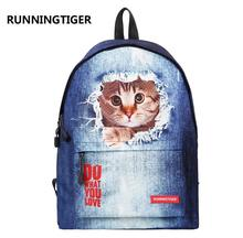 Cheap High Quality Girls Fashion Backpack Waterproof Discount Backpacks For Teenagers Free Shipping(China)