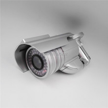 Solar Power Dummy IR Camera Fake Camera for Security