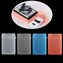 "High Quality 3.5"" Dustproof Protection Box Case For SATA IDE HDD Hard Disk Drive Storage New Feb6(China)"