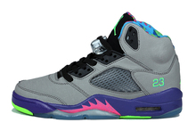 JORDAN Basketball Shoes comprehensive Breathable Height Increasing Suede Sneakers For Men Shoes Jordan 5(China)