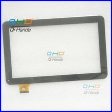 "Black New Touch Screen For 10.1"" Supra M12AG 3G Tablet Touch Panel digitizer Sensor Replacement Free Shipping"