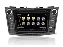 For Suzuki Ertiga 2012~2013 - Car GPS Navigation System + Radio TV DVD BT iPod 3G WIFI HD Screen Multimedia System(China)