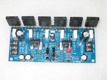 Mono power amplifier board 1943 + 5200 after tube amp board 300W(China)