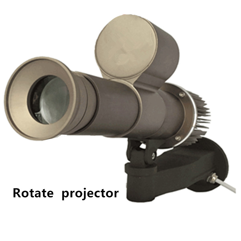 Rotate the projector_
