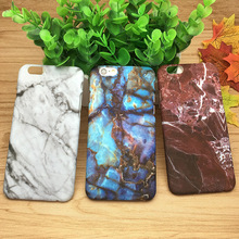 Fashion Matte Feel Cheap Marble Phone Case for iPhone 5 5s SE 6 6S 6 7 Plus Hard PC Case Ultra-thin Back Cove Phone 5 5s