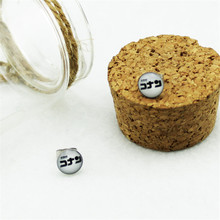 Wholesale And Retail K-pop Detective Conan Case Closed Cheap Men Or Women Stud Earrings FR691