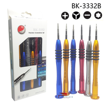 BAKU BK-3332B Precision Screwdriver Set Torx, Phillips, Slotted, Triwing Screwdrivers for Laptop Samsung Cell Phone Repair Tools(China)