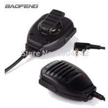 Baofeng Microphone Speaker Mic For Two Way Radio Kenwood BAOFENG UV-5R 5RA 5RE Plus Walkie Talkie