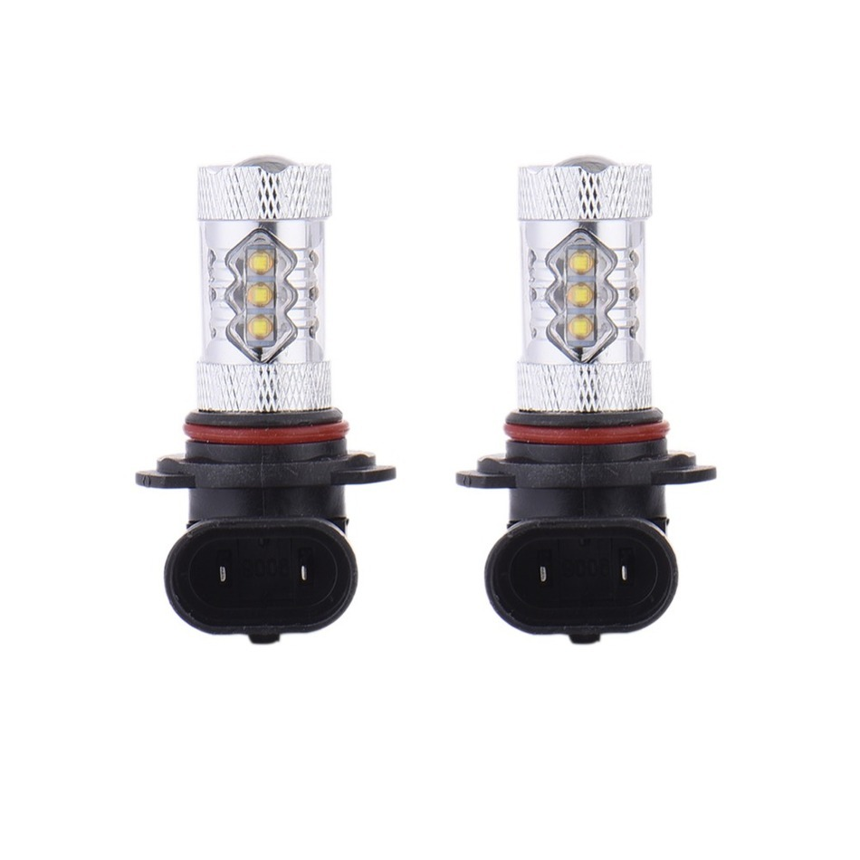 2 PCS 9006 / HB4 80W  Brake light flashing car cover high power Red color car led light red taillight car-styling<br><br>Aliexpress