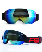 Snow goggles Tactical shooting glasses for eye protection snow glasses antiparras nieve lentes de nieve motocross goggles man(China)
